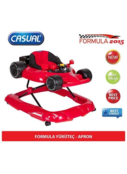 Casual Casual Formula Yürüteç Kırmızı